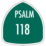 Psalm 118 sign