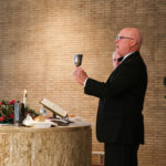 Communion with the old chalice