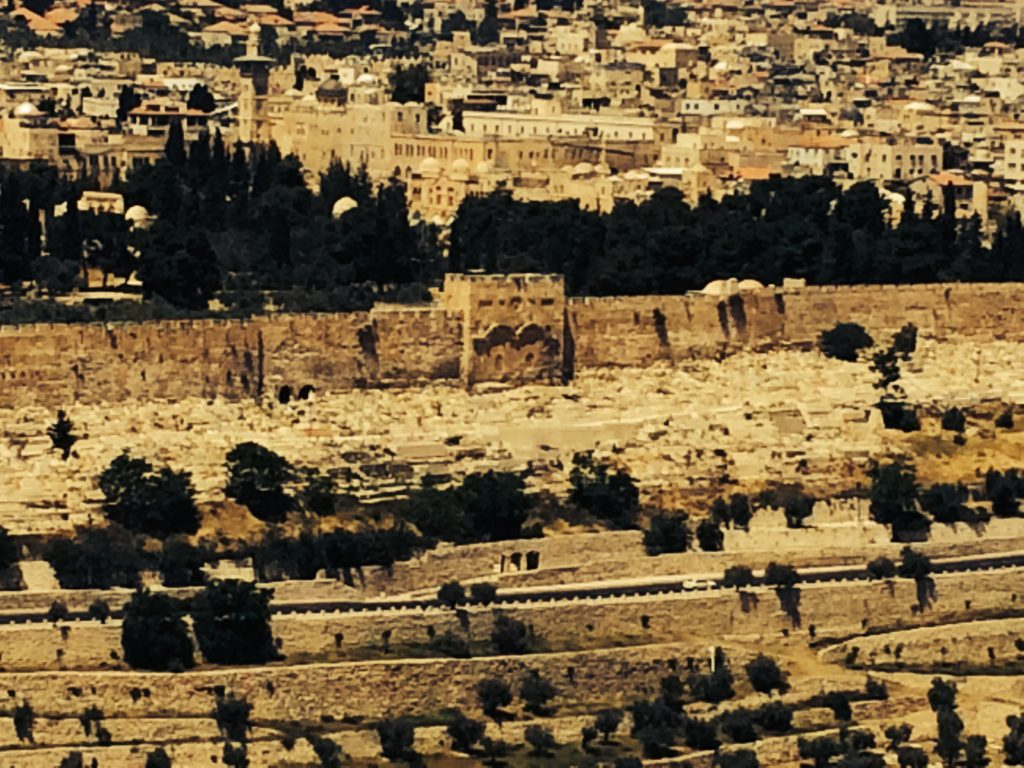 golden gate of Jerusalem